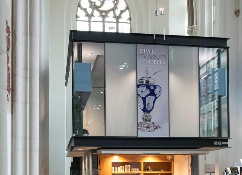 Martinikerk winkeltje